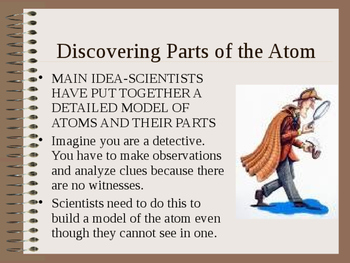 Discovering Parts of the Atom (History of Atoms)