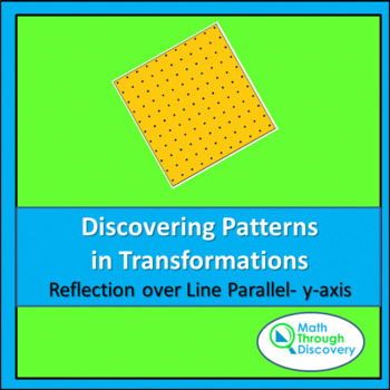 Discovering Patterns in Transformations - Reflection over