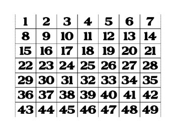 Discovering Pi Chart (Mystery Number)