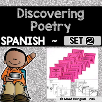 Discovering Poetry - Set 2 {SPANISH}