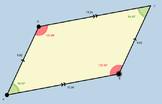 Discovering Properties of Parallelograms (Part 2 of 4)