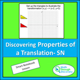 Geometry - Discovering Properties of a Translation - SN
