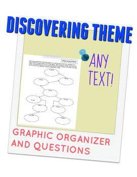 Discovering Theme-Graphic Organizer and Questions