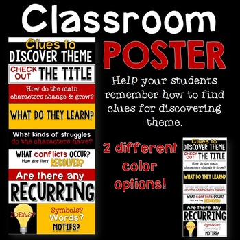 Discovering Theme Poster