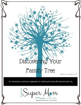 Discovering Your Family Tree Unit Study
