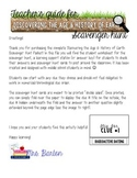 Discovering the Age & History of Earth Scavenger Hunt Complete Packet