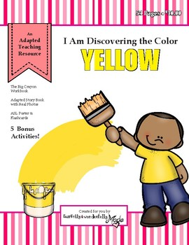 Discovering the Color Yellow