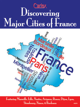 Discovering the Major Cities of France - Digital Files