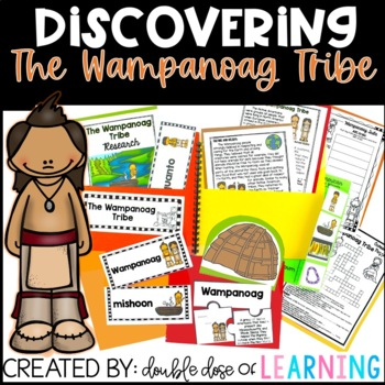 Discovering the Native Americans: The Wampanoag Tribe and