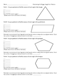 Discovering the Polygon Interior Angle Sum Theorem