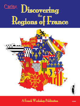 Discovering the Regions of France - Digital Files