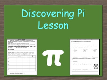Discovering the Relationship Between Circumference and Diameter (Pi)