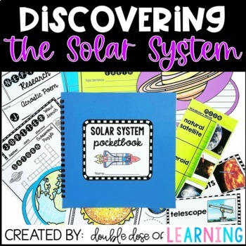 Discovering the Solar System and Planets Research [MEGA Unit] & 10 PowerPoints
