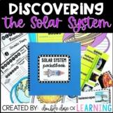 Discovering the Solar System & Planets Research Unit with 10 PowerPoints BUNDLE