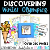 Discovering the Winter Olympics [MEGA] 6-Part Unit with PowerPoints!