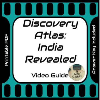 Discovery Atlas: India Revealed (2007) Video Movie Guide