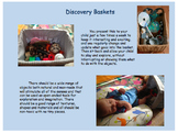 Discovery Basket Information Hand-out