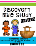 Discovery Bible Study for Kids