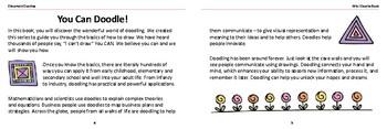 Discovery Doodle Mini Sketchbook Basics