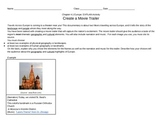 Discovery Education, Grade 7 SS Techbook: Ch. 4.1 Movie Trailer Activity