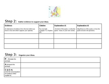 Discovery Education, Grade 7 SS Techbook: Ch. 4.3 Conflict or Collaboration