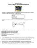 Discovery Education, Grade 7 SS Techbook: Chapter 1.1  Map Your School