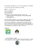 Discovery Education Science Techbook - Grade 4: Earthquake Review Worksheets