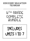 Discovery Education Techbook - Notes Bundle