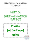 Discovery Education Techbook - Phases [of the Moon] Notes