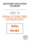 Discovery Education Techbook - Populations and Ecosystems Bundle