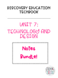 Discovery Education Techbook - Technology and Design Bundle
