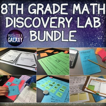 Discovery Lab Bundle for 8th Grade