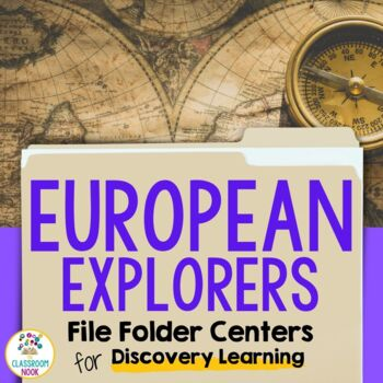 Discovery Learning Folders:  Age of Exploration