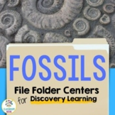 Discovery Learning Folders: Fossils