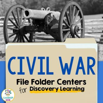 Discovery Learning Folders: Political Decisions of the Civil War