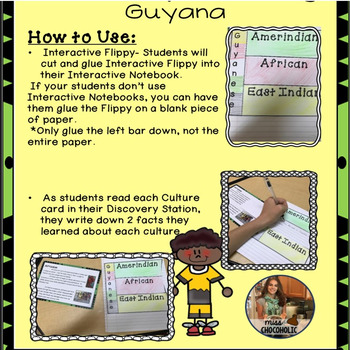 Discovery Stations: Guyana
