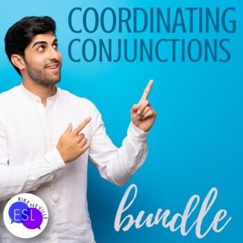 Discovery Lesson:  Compound Sentences mini bundle