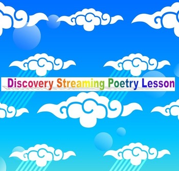 Discovery Streaming Poetry Lesson