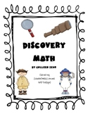 Discovery Themed Math Centers and Games