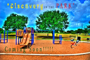 Discovery in the Park Screensaver/ Poster