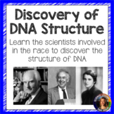 Discovery of DNA lesson and student notes