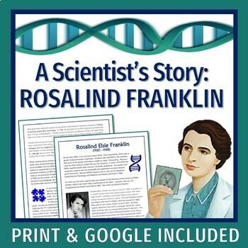 Rosalind Franklin Teaching Resources Teachers Pay Teachers