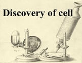 Discovery of cell