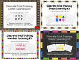 Discrete Trial Learning KIt:  Basic Skills Bundle