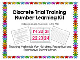 Discrete Trial Learning KIt:  Numbers
