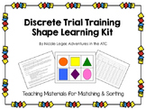 Discrete Trial Learning KIt:  Shapes