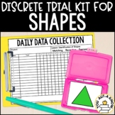 Discrete Trial Lessons for Shape Discrimination FREEBIE!