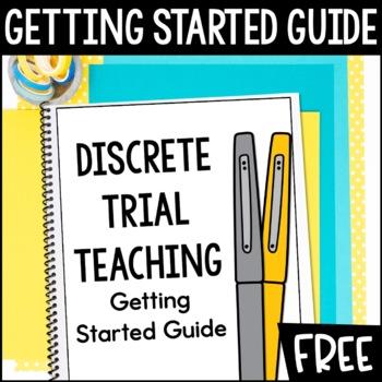 Discrete Trial Lessons for Sight Words Third Grade