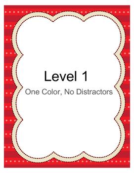 Discrete Trial Teaching Colors: Red