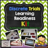 Discrete Trials Kit: Beginning Learner Skills (ABA, Autism